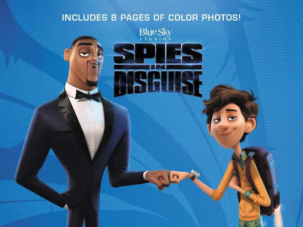 Spies in Disguise: Persahabatan Will Smith dan Tom Holland Penuh Aksi