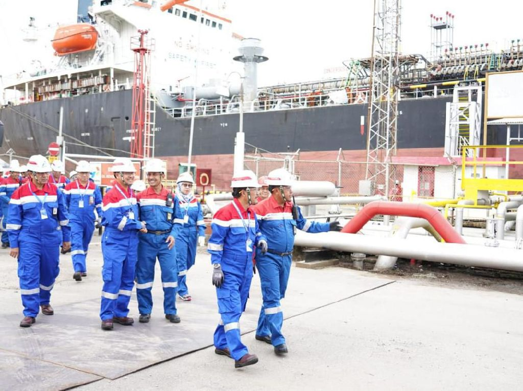 Hemat Devisa, Pertamina Luncurkan Bahan Bakar Kapal Rendah Sulfur