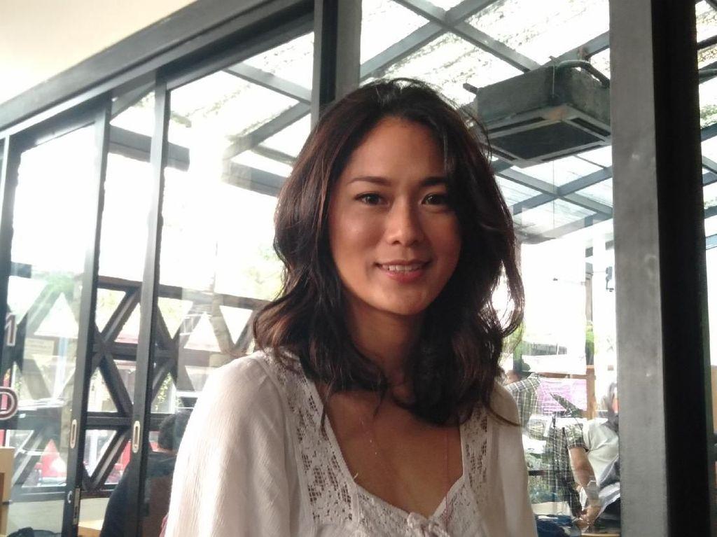 Tantangan Prisia Nasution Jadi Orang Sunda
