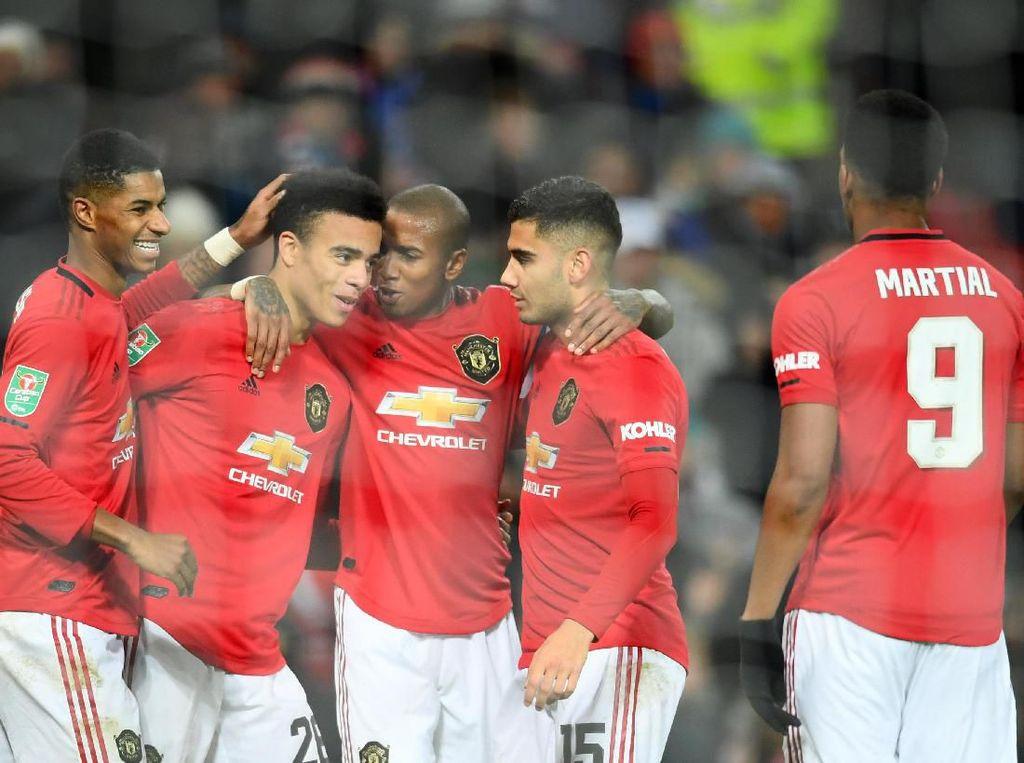 Man United: Piala FA Dulu, Liga Inggris dan Liga Champions Kemudian