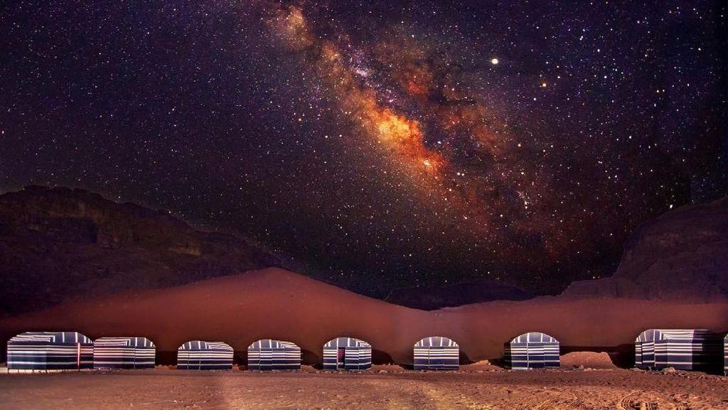 Potret Gurun Pasir yang Katanya Mirip Planet Mars