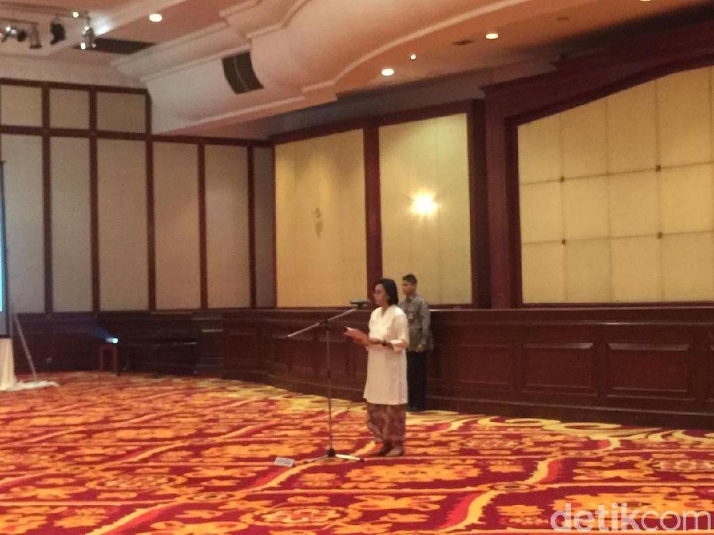 Lantik Pejabat Kemenkeu, Sri Mulyani: Akhir Tahun Kita Tidak Libur