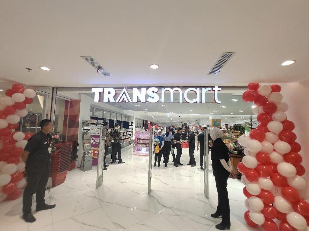 Transmart Buka Gerai ke-133 di Transpark Mall Bintaro