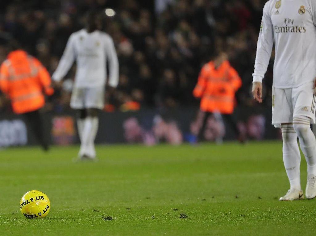 Merindukan Cristiano Ronaldo di Laga El Clasico
