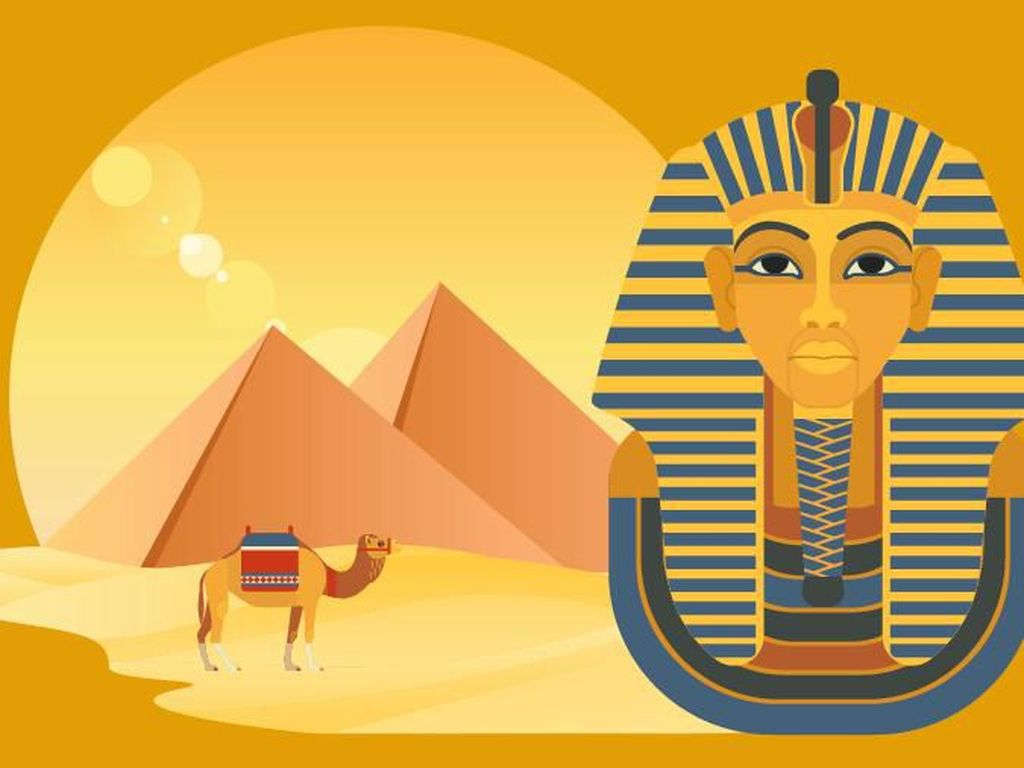 Firaun Raja yang Kuat dan Kejam Tapi Tak Berdaya di Hadapan Wanita Ini