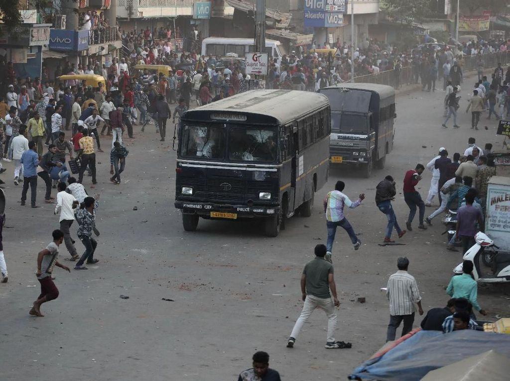 Protes UU Kewarganegaraan Berlanjut di India, Korban Tewas Jadi 9 Orang