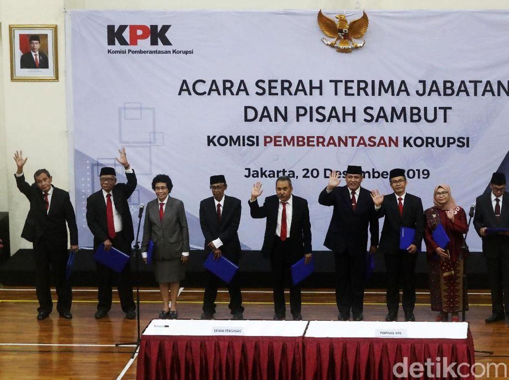 Istana Tegaskan KPK Bukan All The Presidents Men