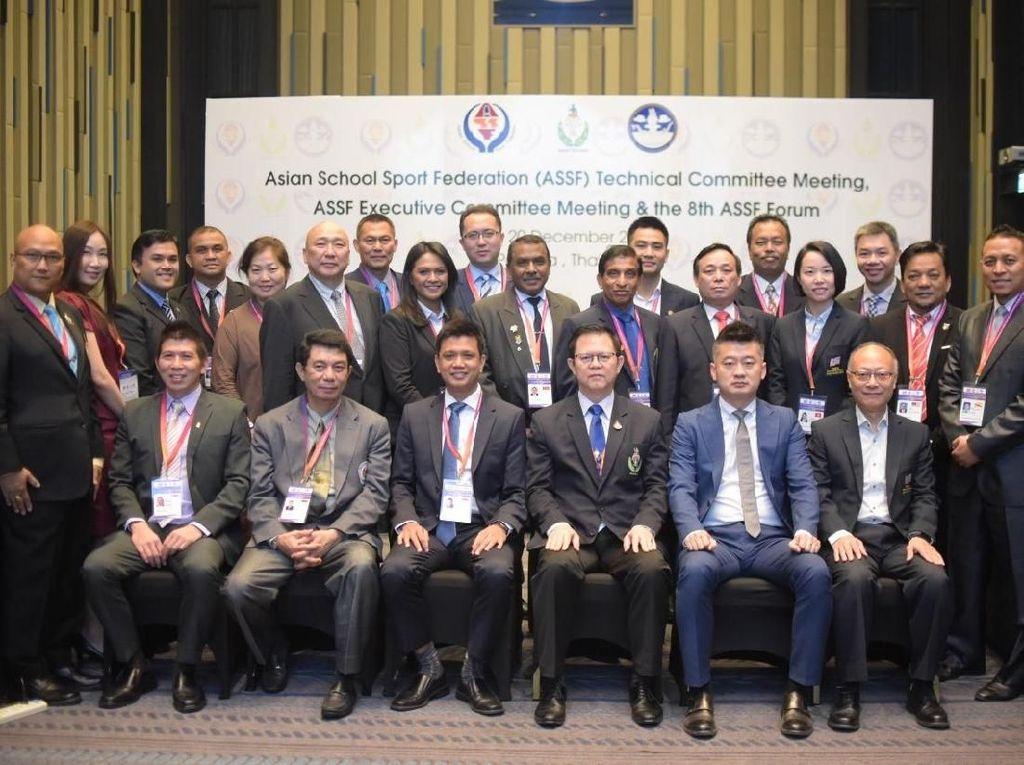 Indonesia Jadi Tuan Rumah Kejuaraan 8th Asian School Badminton 2021