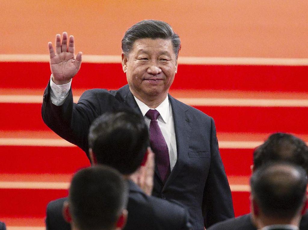 China Tangkap Profesor yang Kritik Xi Jinping Soal Virus Corona