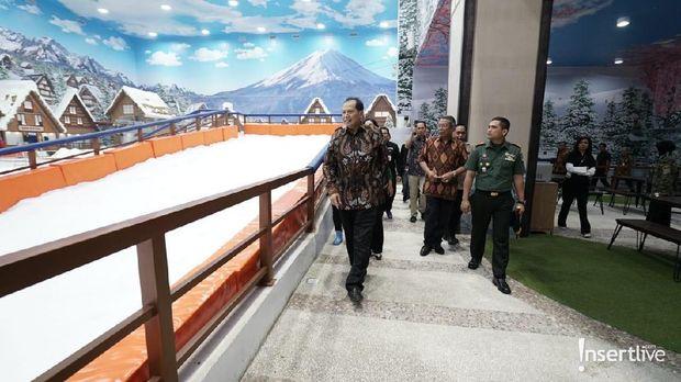 Grand opening Transpark Mall Bintaro