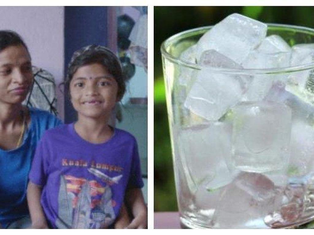 Jualan Keliling Hingga Tahan Lapar Rela Dilakukan Ibu Demi Anak Bisa Makan Enak
