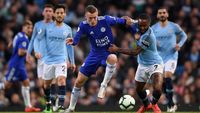 Man City Vs Leicester: The Citizens Berpeluang Ikuti Jejak MU