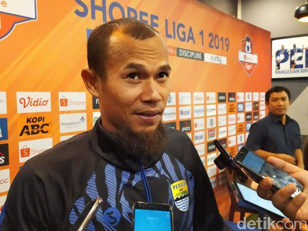 Berpisah dengan Hariono, Kapten Persib Bandung Kenang Momen Juara Bersama