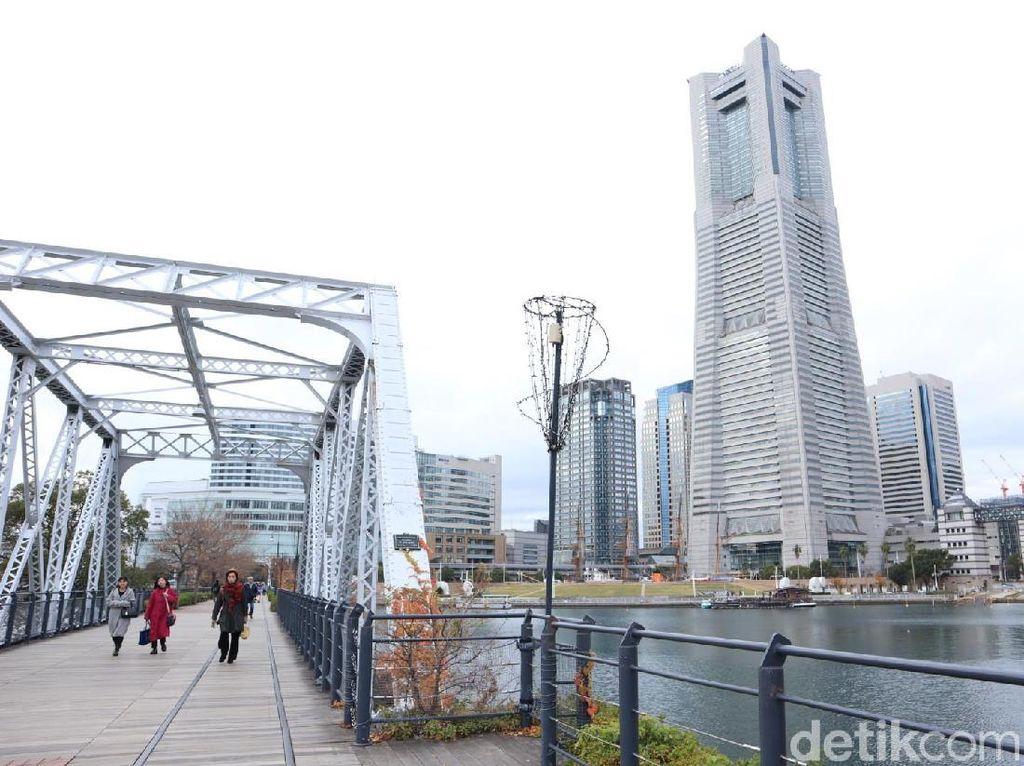 Minato Mirai, Contoh Sukses Pengembangan TOD di Yokohama