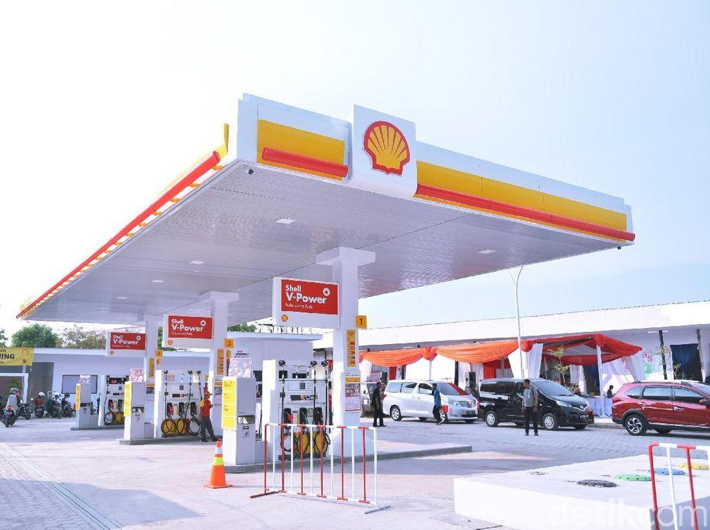 Harga 3 Jenis BBM Shell Naik, Ini Daftarnya