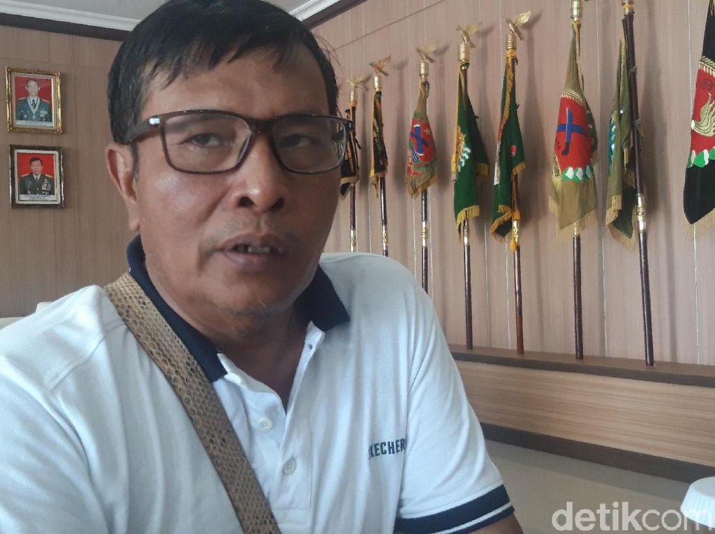 Gara-gara Ditegur, Oknum TNI dan Polisi Berkelahi di Pasar Saumlaki