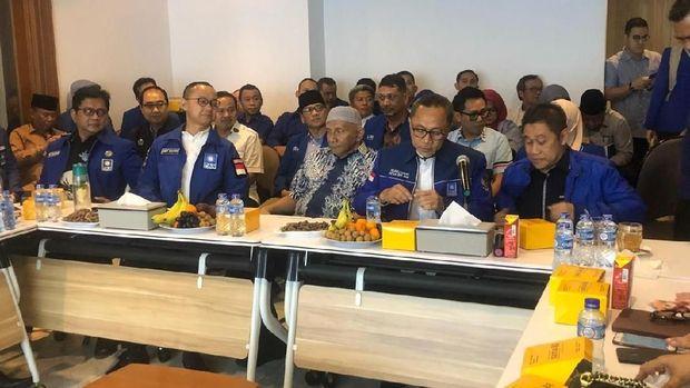 Loyalis Zulkifli Ungkap Ribut Rapat PAN, Singgung Nama Primus Yustisio