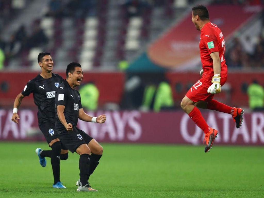 Piala Dunia Antarklub: Kandaskan Al Ahli, Monterrey Rebut Peringkat Ke-3