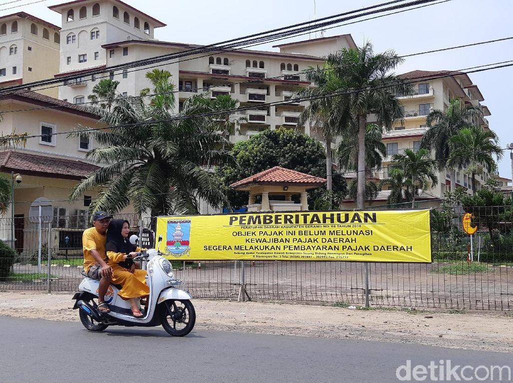 Terhempas Tsunami, Vila di Pantai Anyer Ada yang Gulung Tikar