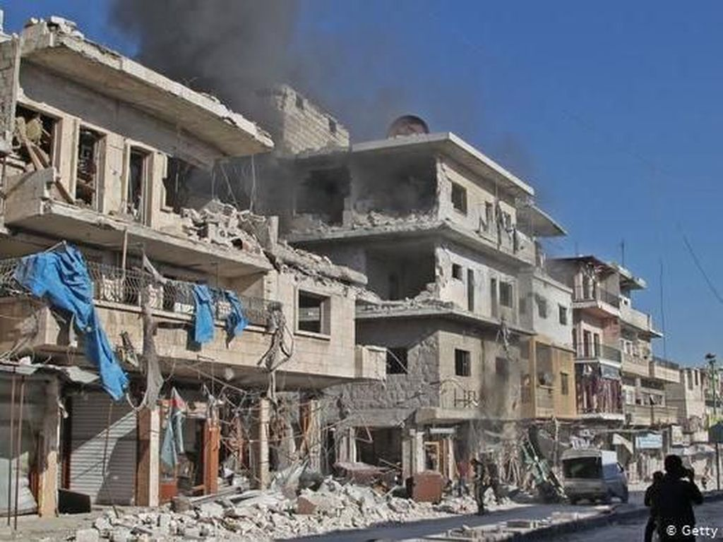 Suriah Kutuk Penggalangan Dana Internasional Rp 98 T untuk Korban Perang