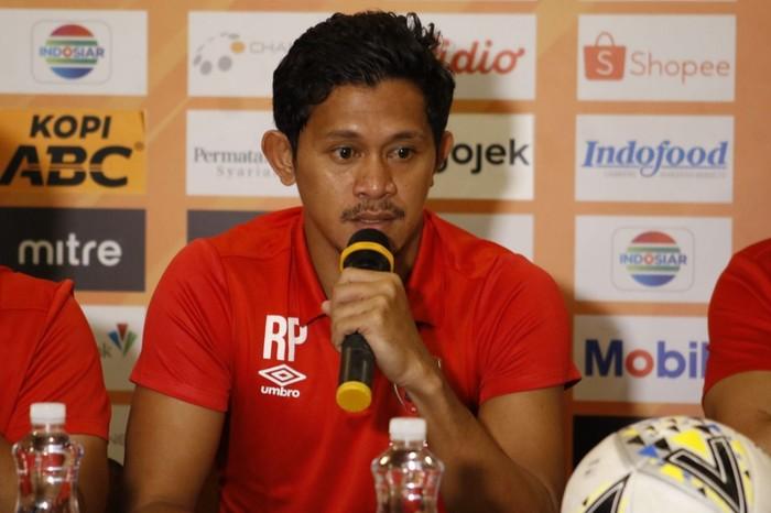 Pemain PSM Makassar, Rizky Pellu.