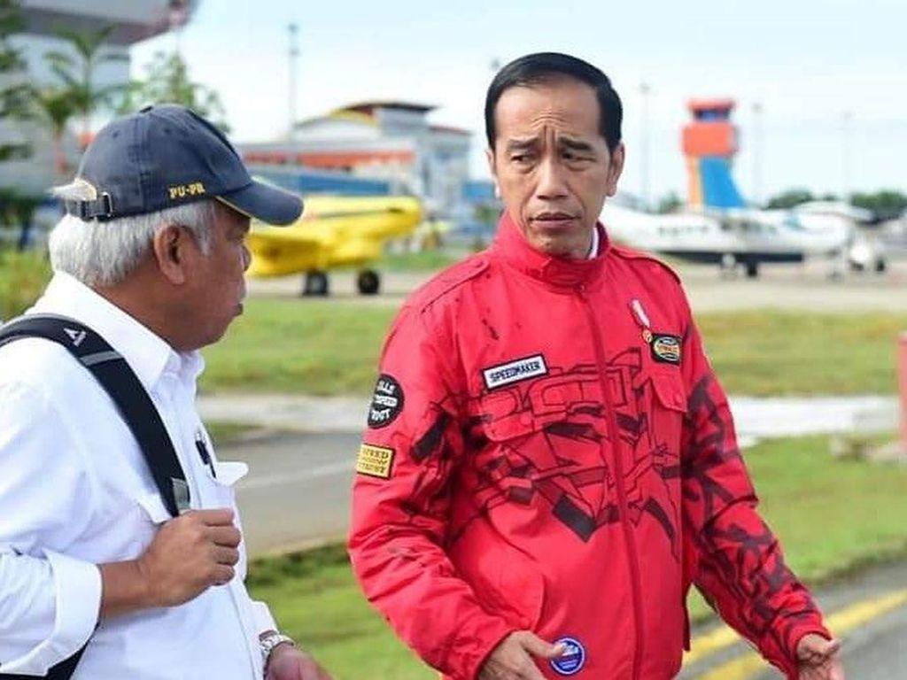 Kondisi Terkini Sederet Proyek Antibanjir DKI Dilaporkan ke Jokowi