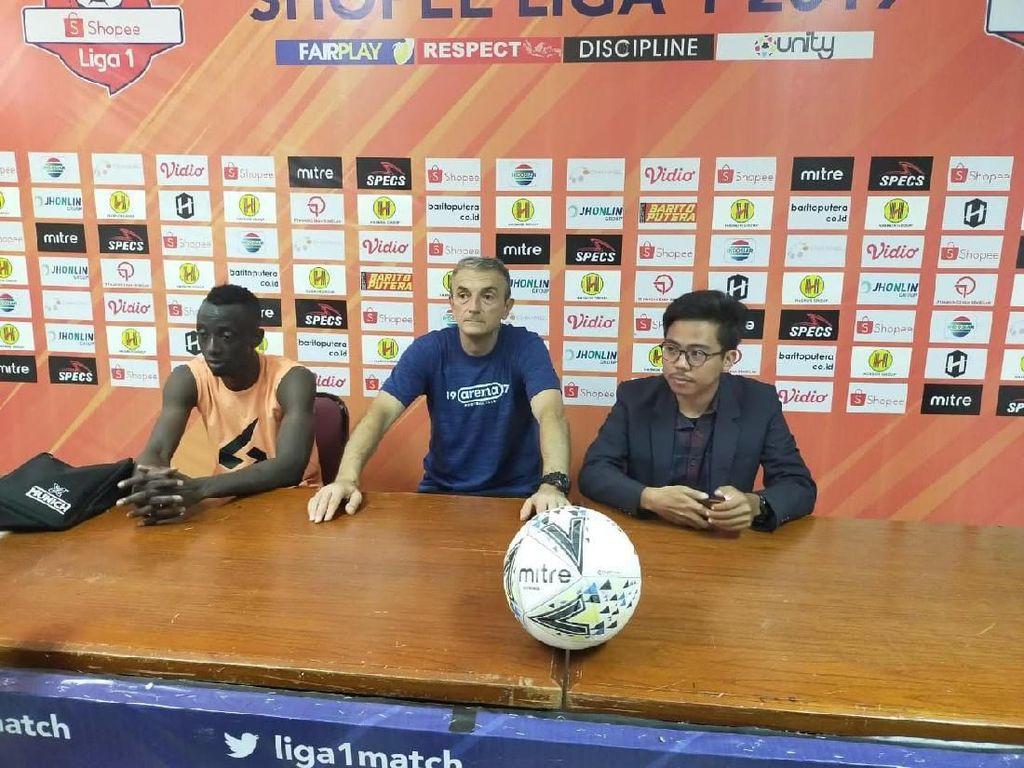 Pelatih Arema FC: Liga 1 Kini Sangat Ketat