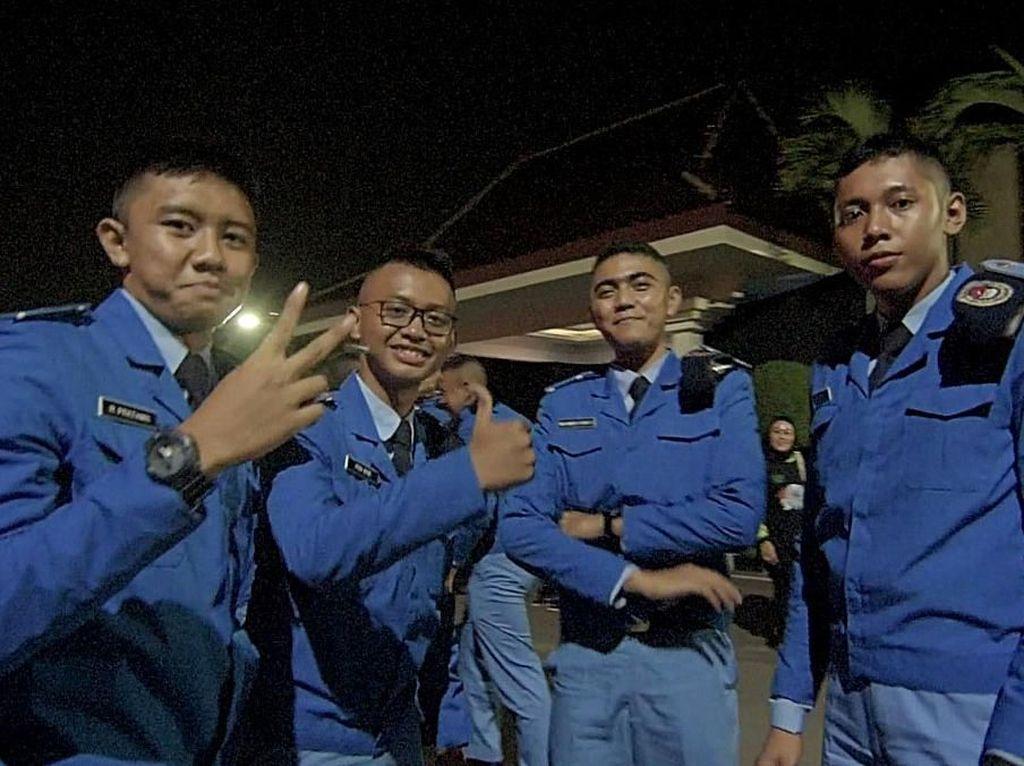 Cerianya Siswa SMA Taruna Nusantara Sambut Libur Semester