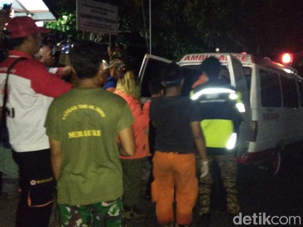 Jasad Mahasiswa Brawijaya Hilang di Pantai Watu Leter Berhasil Ditemukan
