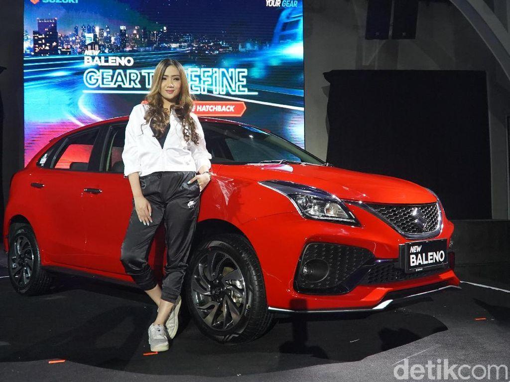 Masalah Fuel Pump, Suzuki Baleno Di-recall
