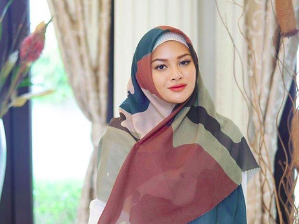 Berhijab, Aurel Dipuji Cantik oleh Adik Atta Halilintar