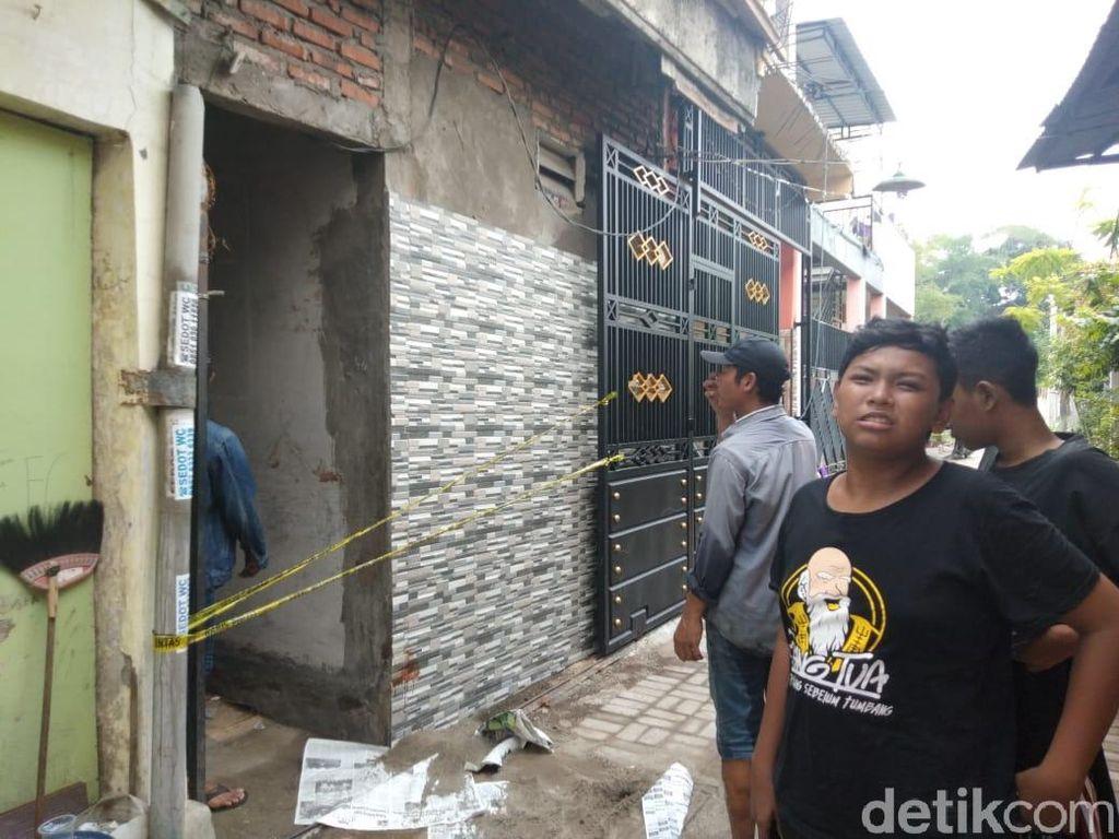 Seorang Pemuda Penghuni Kos di Sidoarjo Tewas Dibacok, Motif Belum Diketahui
