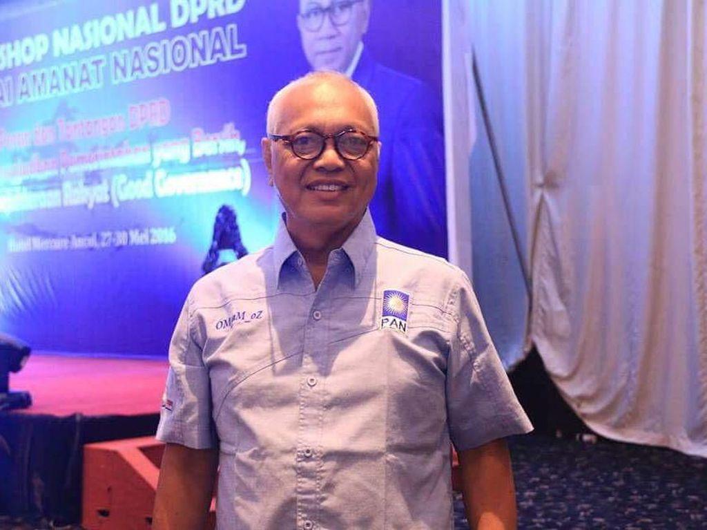 Partai Ummat Berang Amien Rais Dibawa-bawa di Wacana Koalisi PAN-PDIP