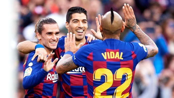 Barcelona diharapkan bisa lebih konsisten di 2020. (Foto: Alex Caparros/Getty Images)