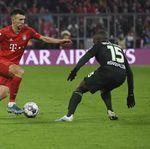 Bayern Munich Vs Wolfsburg: Die Roten Menang 2-0
