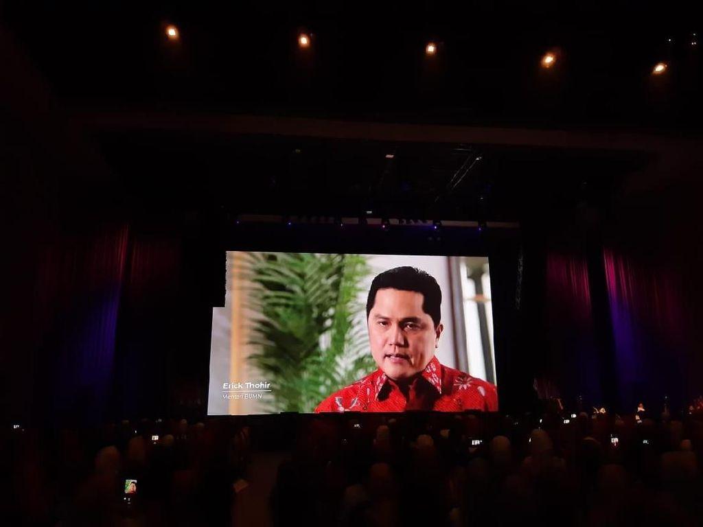 Video Jokowi Minta Erick Thohir Cs Beresin Kasus Jiwasraya-Asabri