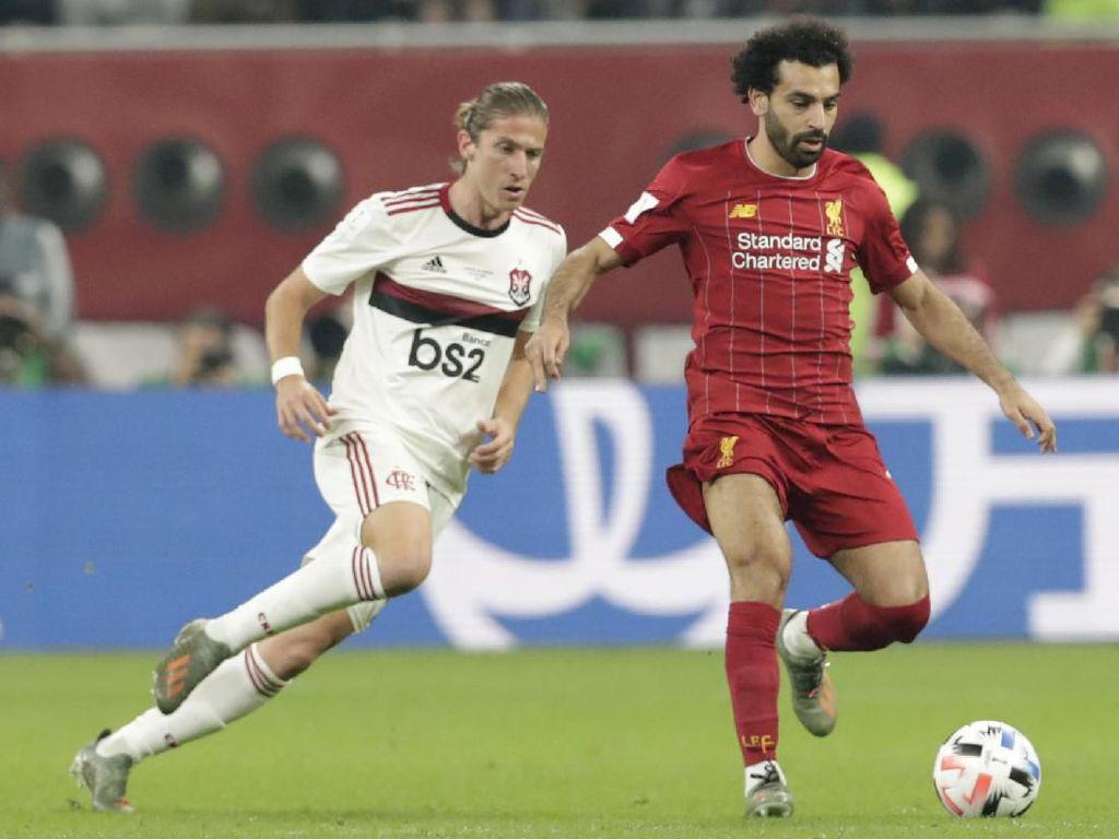 Liverpool Vs Flamengo Lanjut ke Babak Tambahan