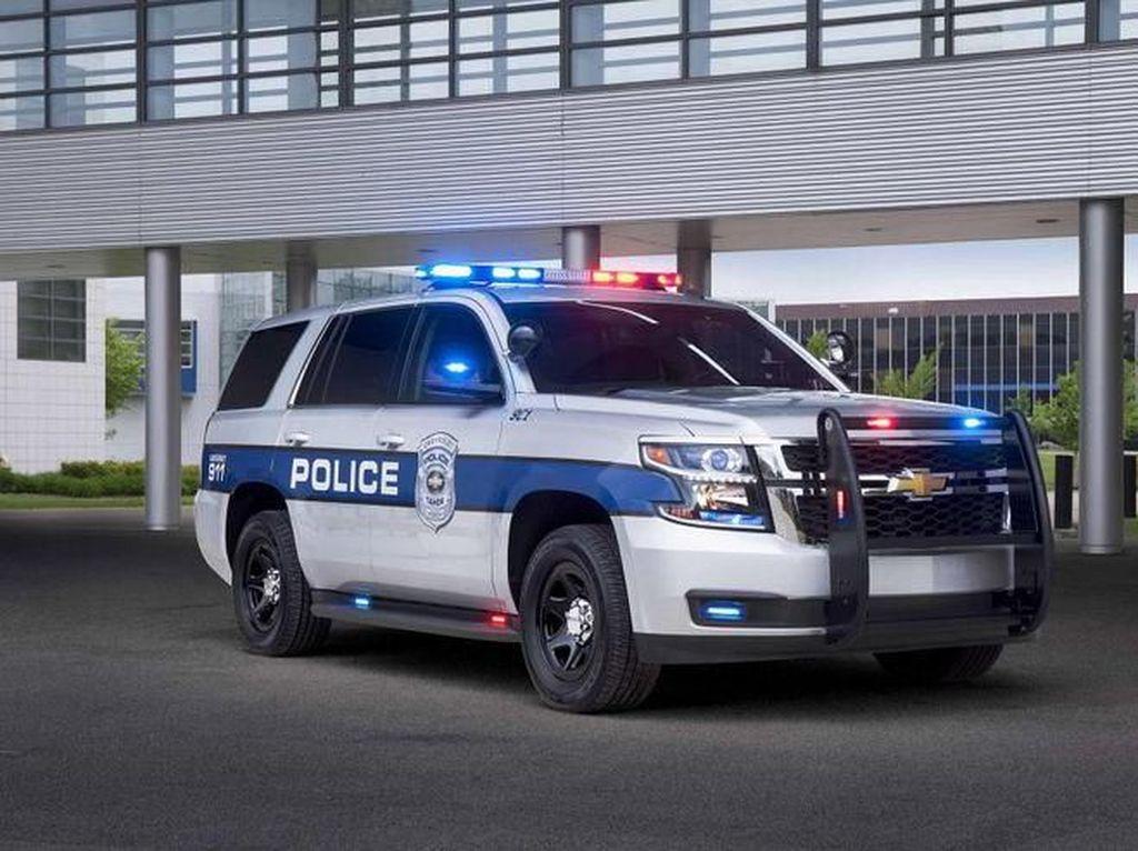 Mobil-mobil Mewah untuk Patroli Polisi di Dunia