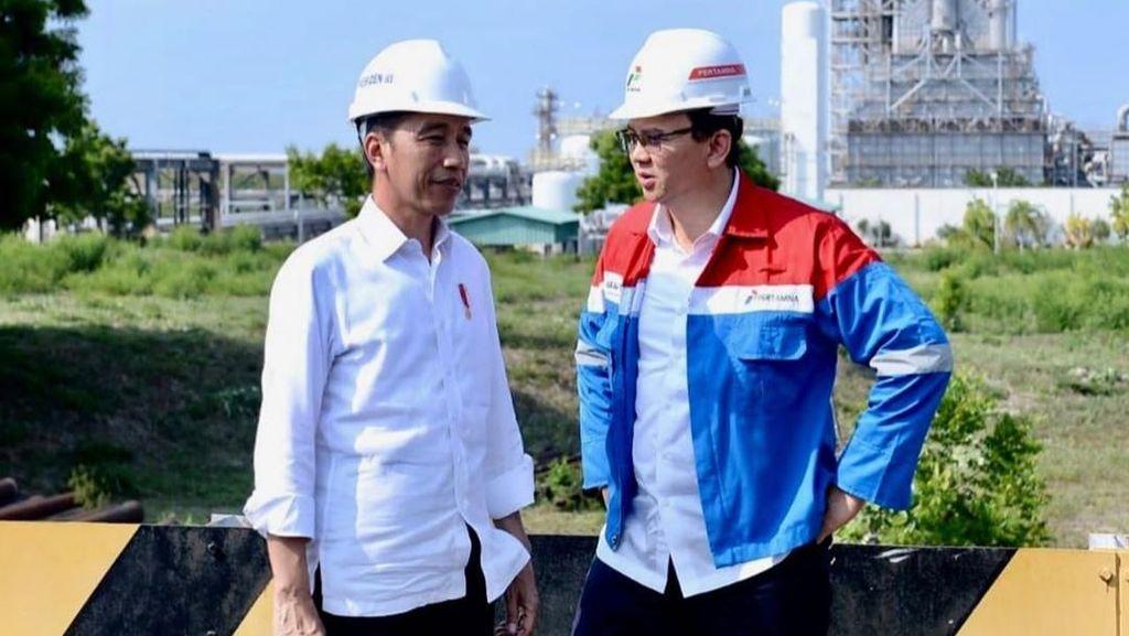 Kilas Balik Kebersamaan Jokowi-Ahok Hingga Kini Reuni
