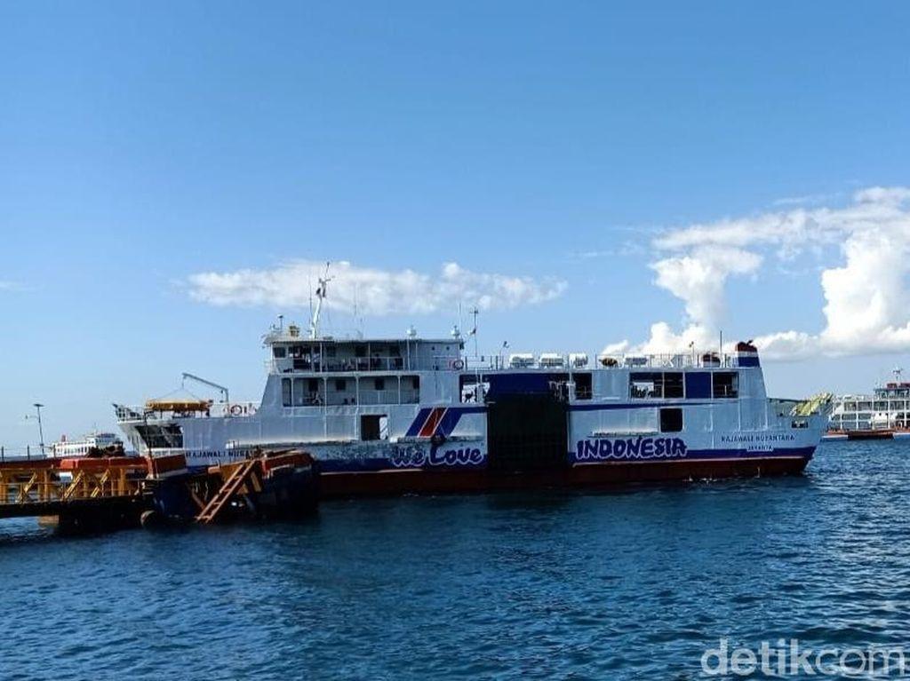 Ada 5 Kapal di Selat Bali Diduga Tak Penuhi Standar Pelayanan Minimal