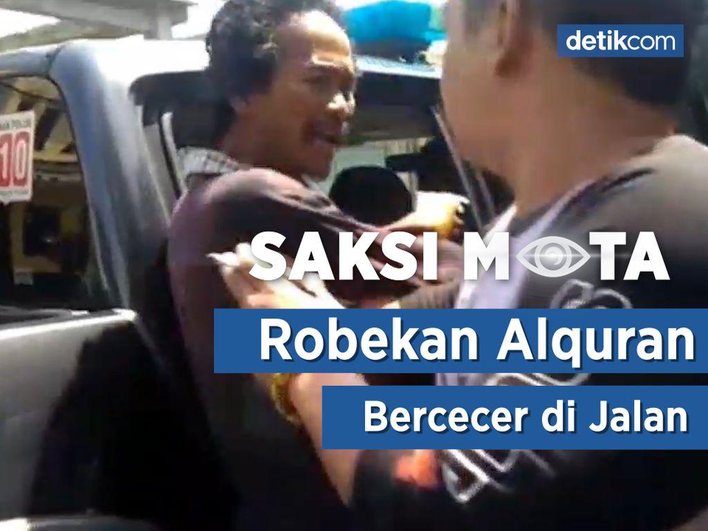 Saksi Mata: Geger Alquran Dirobek-robek