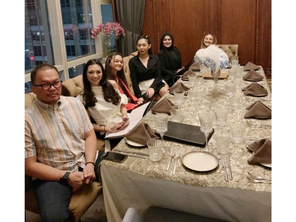 Faisal Harris dan Sarita Rayakan Ultah Shafa, Jennifer Dunn Nggak Ikutan?