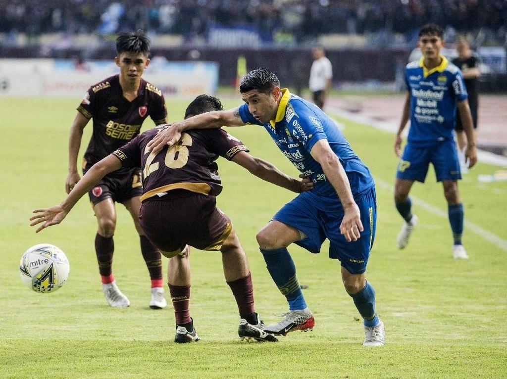 Target Meleset, Pemain Persib Bandung Tetap Diguyur Bonus Ratusan Juta