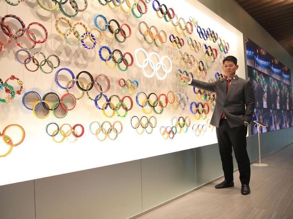 KOI Bangun Pemusatan Atlet Elite Andai Jadi Tuan Rumah Olimpiade 2032