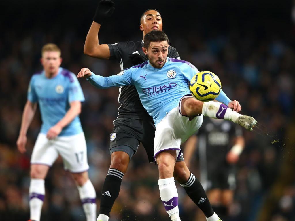 10 Fakta Leicester vs Man City