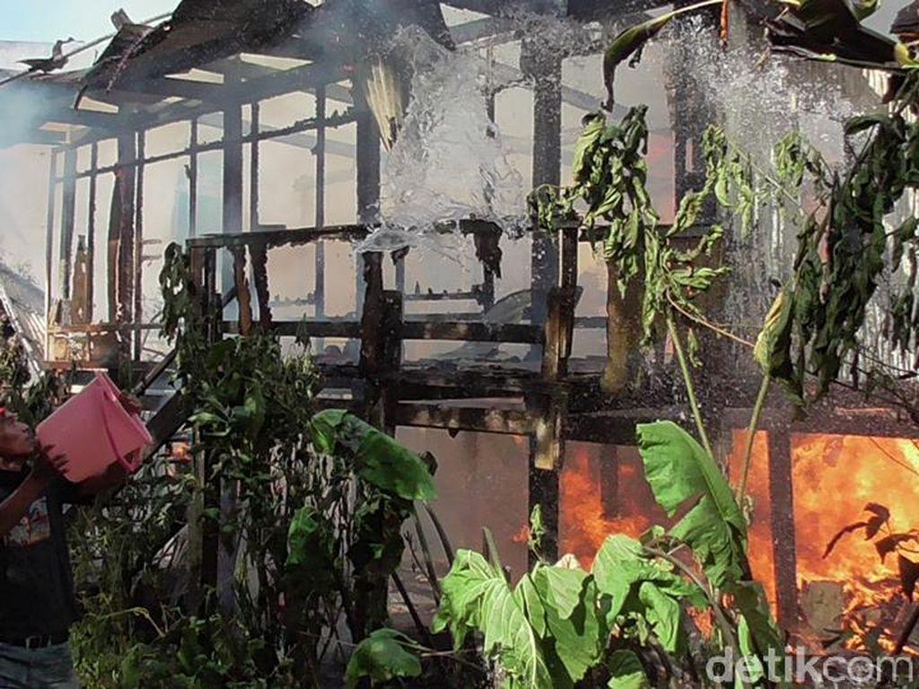 Kebakaran Rumah di Polman Sulbar, 1 Orang Tewas Terpanggang