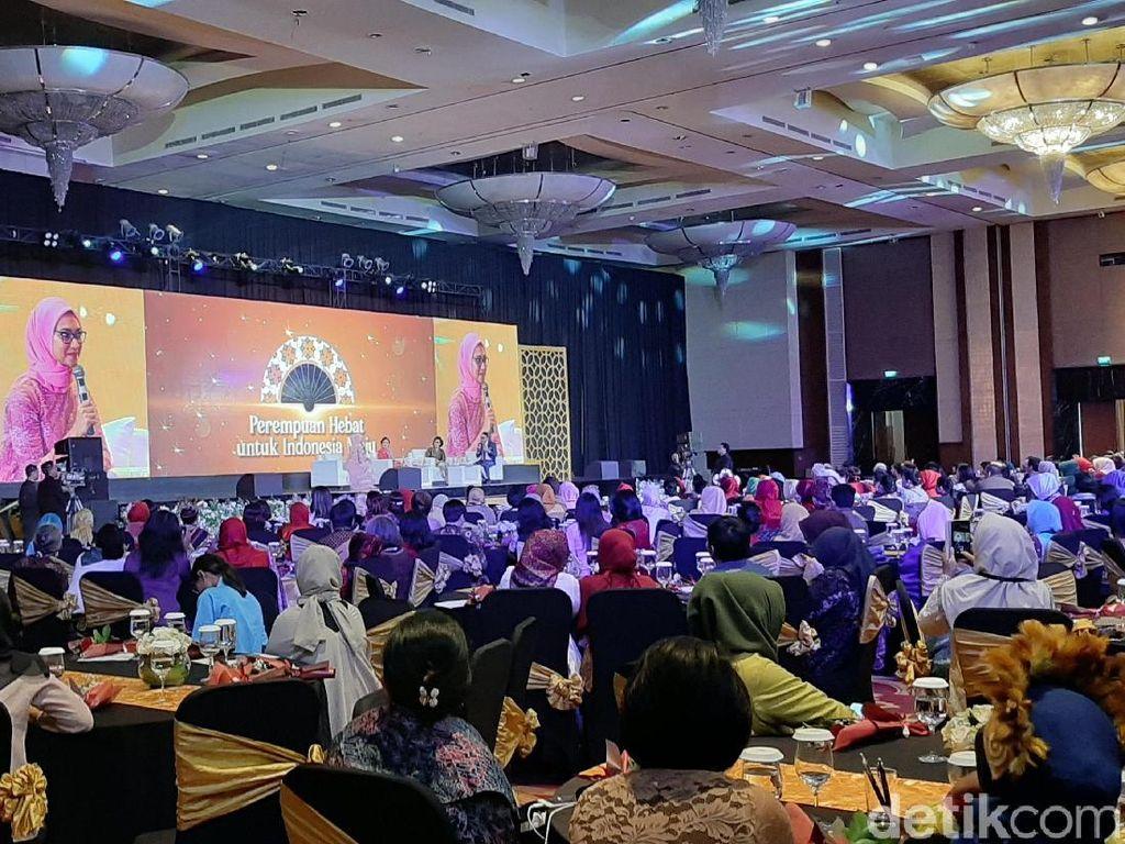 Peringatan Hari Ibu, Stafsus Jokowi Bicara Perempuan Disabilitas Mandiri