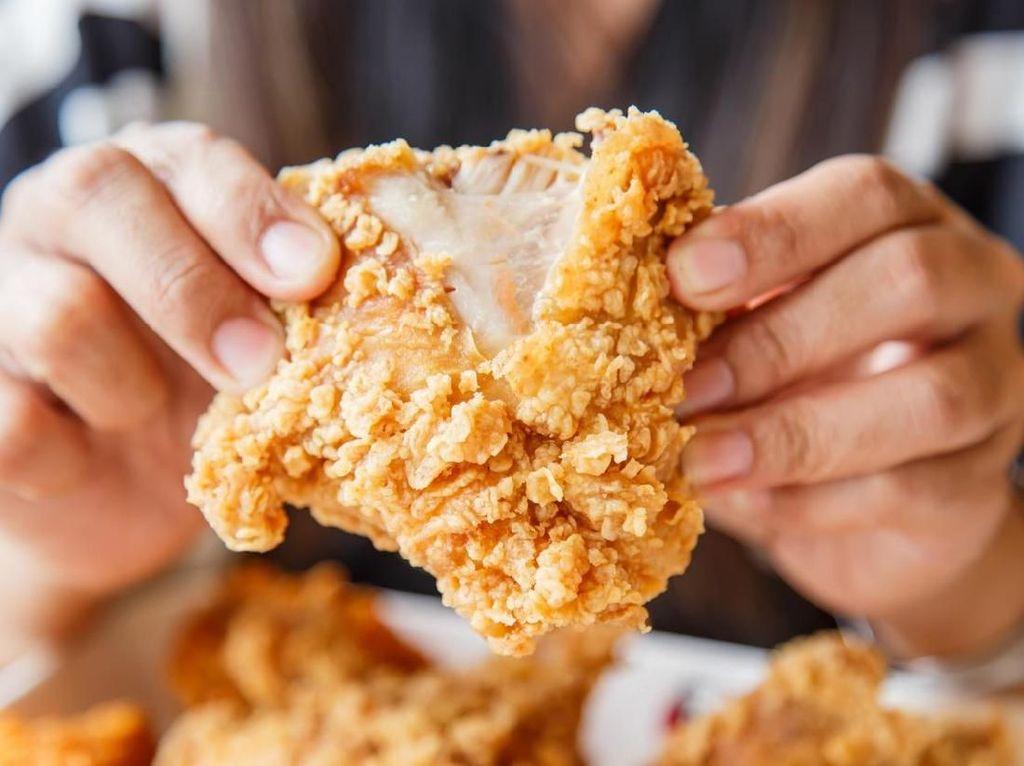Lezatnya Bisnis Fried Chicken, Modalnya Cuma Rp 3 Jutaan