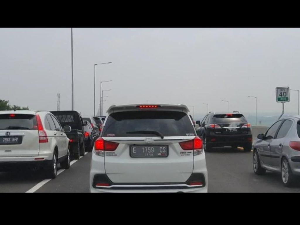 Baru Dibuka, Tol Japek Layang Sudah Dilintasi 100 Mobil Tiap Menit