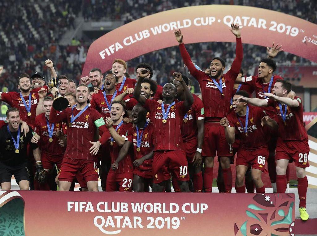 Sensasional, Liverpool Juara Dunia